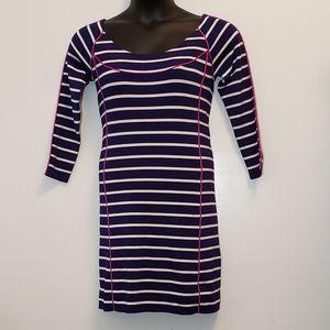 Striped Jessica Simpson Dress